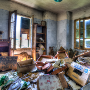 HOARDING- A THREAT TO AGING IN PLACE