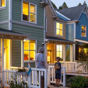 ageing in place cohousing