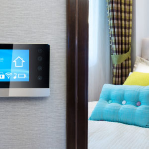 age in place with smart home technology