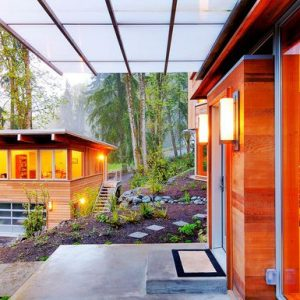 Accessory Dwelling Uints for aging in place