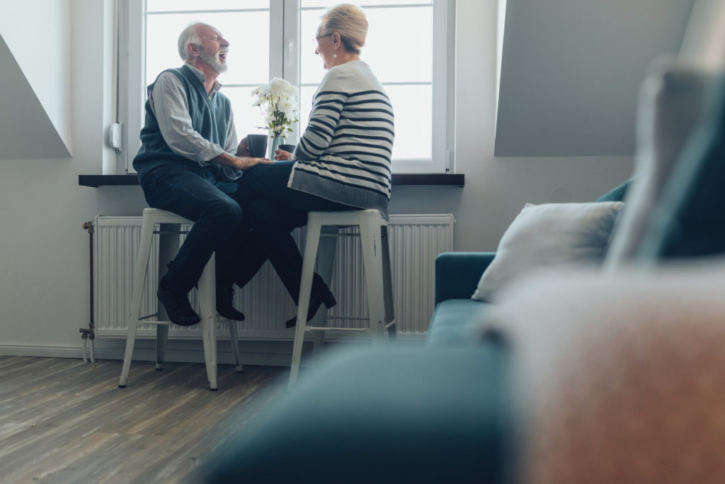 Radon Check as Caregiving