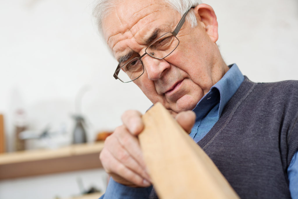 Senior Care aging in place