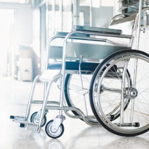 Aging in Place wheelchair